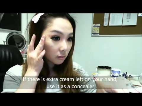 Cara mekap mudah : Korean style