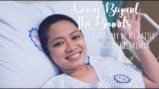 LIVING BEYOND THE BOUNDS - MY CANCER STORY   JESSIE BARRIOS