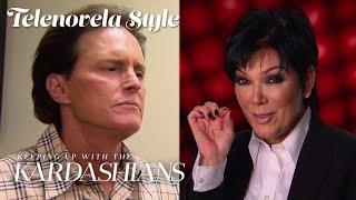 Kris Drugs Bruce (and Rob) With Viagra! | KUWTK Telenovelas | E!