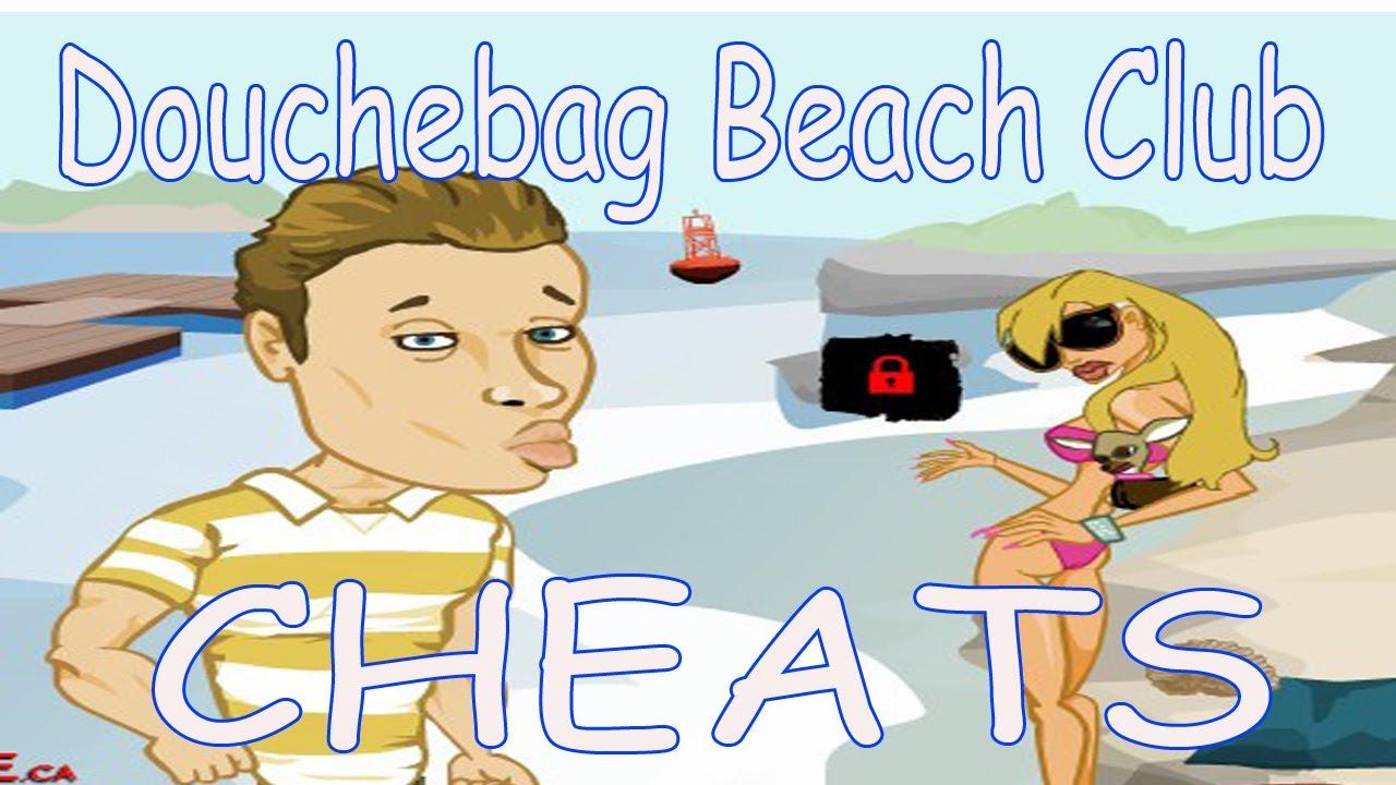 Douchebag Beach Club Codes