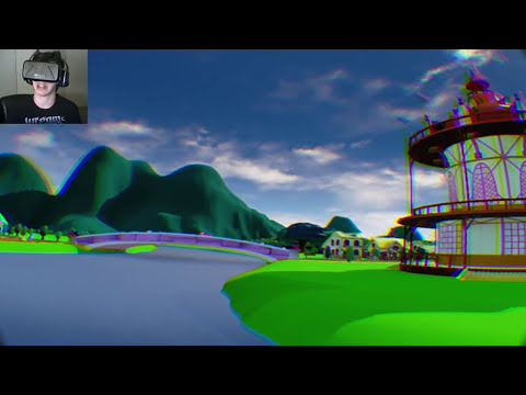 My Little Pony Oculus Rift - GOING TO PONYVILLE
