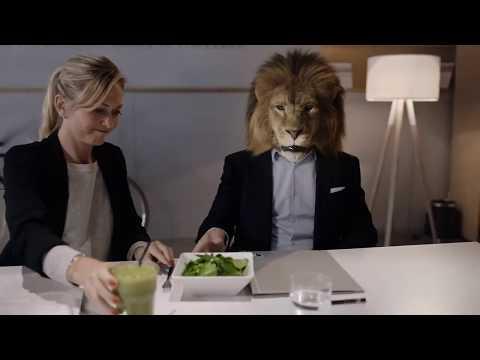 MERSEDES снял в рекламе котика