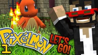 Pixelmon Let's Go! Ep. 1