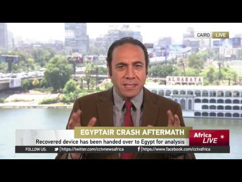Egyptair crash aftermath: Experts do not rule out external cause