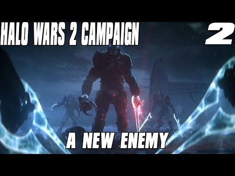 Halo Wars 2 Campaign Mission 2 A New Enemy