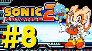 Sonic Advance 2 - Egg Utopia & Final Zone (Cream)