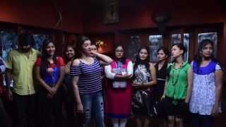 Aame Evaru on Location Press Meet