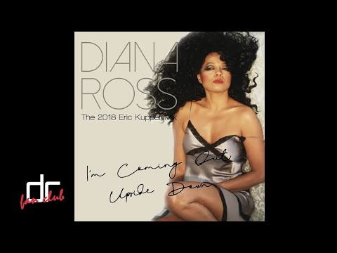 Diana Ross - I´m Coming Out/Upside Down (2018 Eric Kupper Mix) (Official Video)