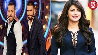 Ranveer Might Replace Salman For A Show |  Zeenat Wants Priyanka To Play A Lead Role In Her Bipoic