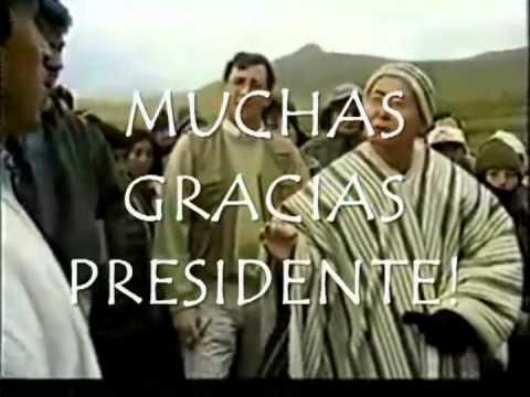 Recordando grandes logros del gobierno de Alberto Fujimori.