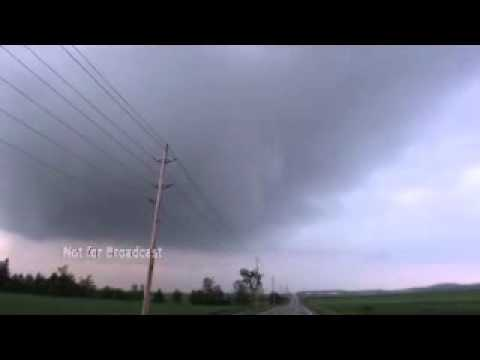 Kenilworth Brief Tornado and Funnels - Low Rez