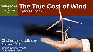 The True Cost of Wind | Ryan M. Yonk