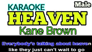 Download Lagu Heaven - Kane Brown (LYRICS + KARAOKE) Gratis STAFABAND