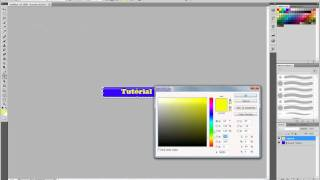 How to create a Rollover Image for Dreamweaver using Photoshop