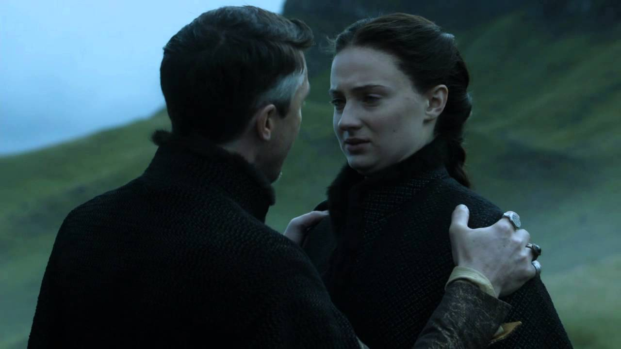 Game of Thrones Season 5: Episode #3 Clip - Sansas Proposal (HBO.