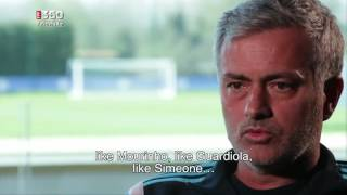 Josè Mourinho: Produce your own knowledge