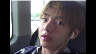Photos of BTS V?s bare face that will make you forget how to breathe