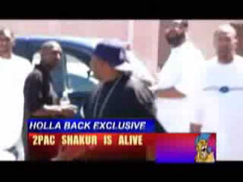 Shakur Sighting In 2006 *Alive Coming Back 2014* -Proof- Makaveli | HD