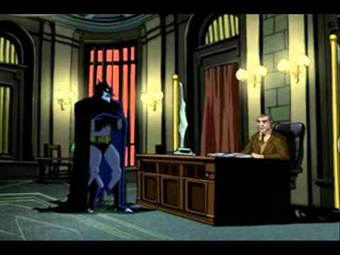 The Joker becomes the Batman