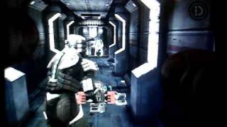 Dead Space iPod touch / iPhone Walkthrough Chapter 8- Enroachment