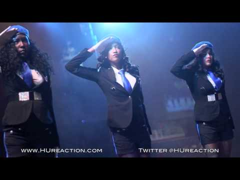 Zeta Phi Beta @ Howard University Homecoming Step Show 2011
