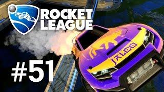 Rocket League | Max joaca fotbal cu masina | Episodul 51