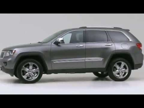 2012 Jeep Grand Cherokee Video