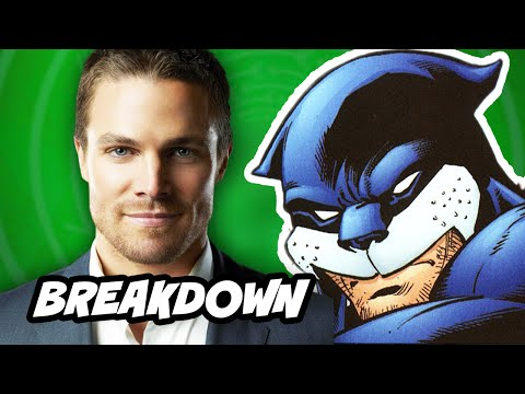 Arrow Season 3 - Wildcat Character Breakdown