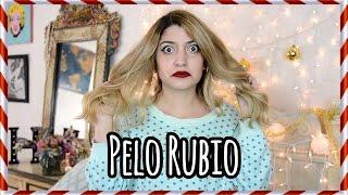 LO QUE NADIE TE DICE DE SER RUBIA | VLOGMAS DÍA 12 | Helsy