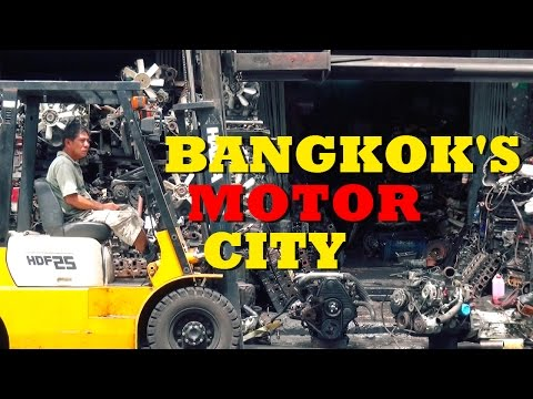 Bangkok's Motor City