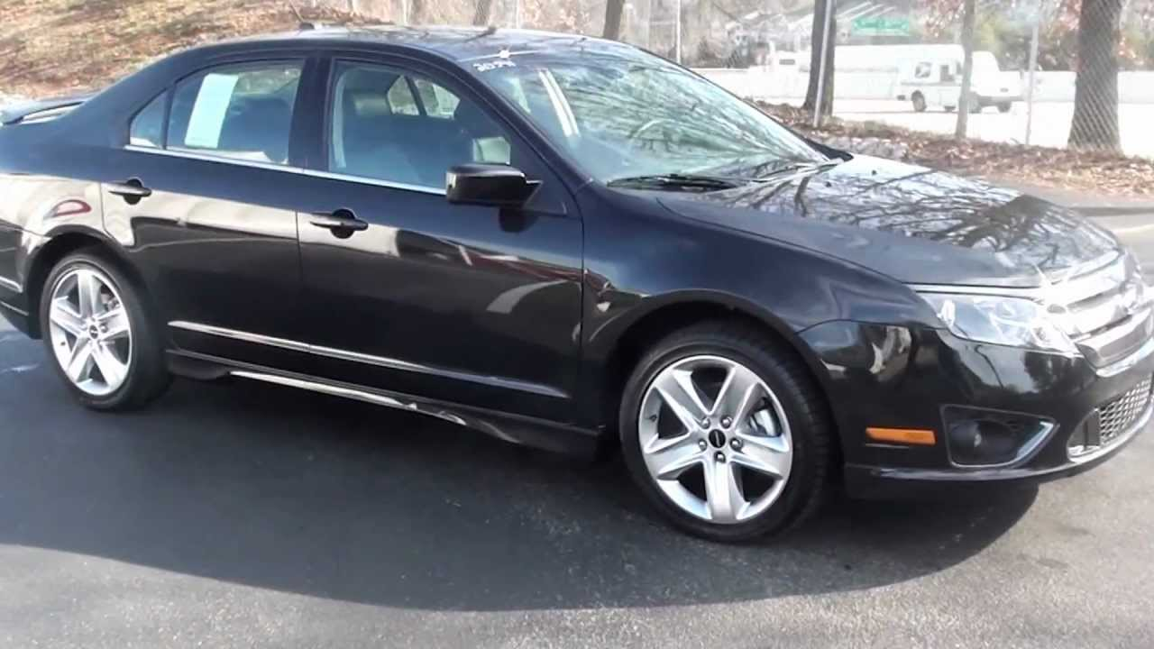 for sale new 2012 ford fusion sport awd stk 20541 youtube. Black Bedroom Furniture Sets. Home Design Ideas
