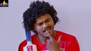 Saptagiri Comedy Scenes Back to Back   Lovers Movie Comedy   Sri Balaji Video
