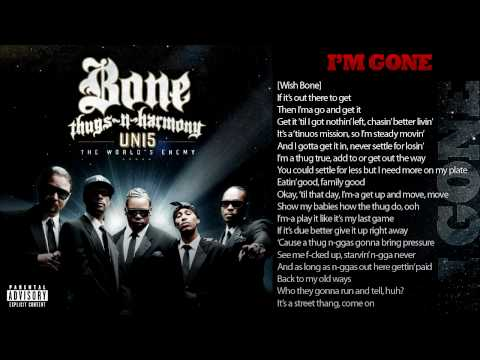 Bone Thugs N Harmony - Gone