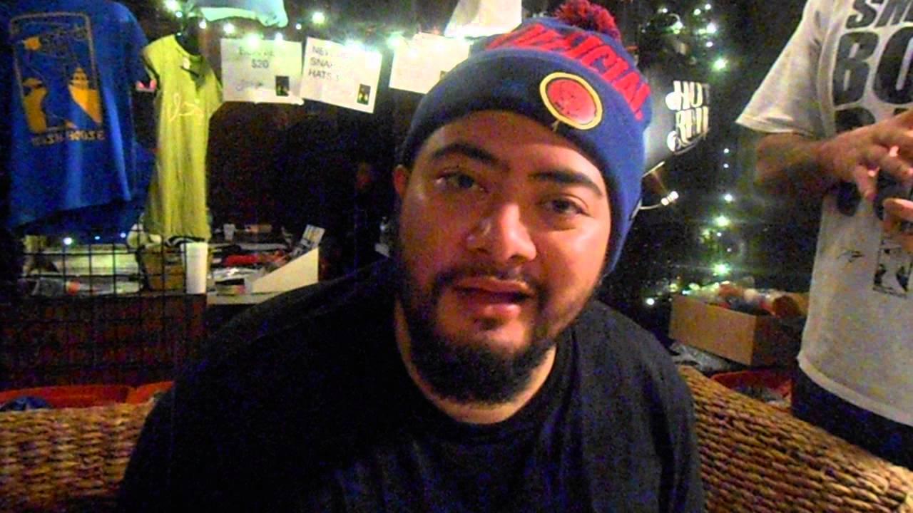 J Boog 2014 Reggae singer J-Boog s...
