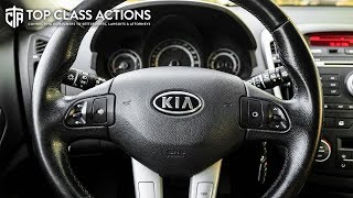Defective Airbags Pose MAJOR Safety Problem In Kia And Hyundai Cars