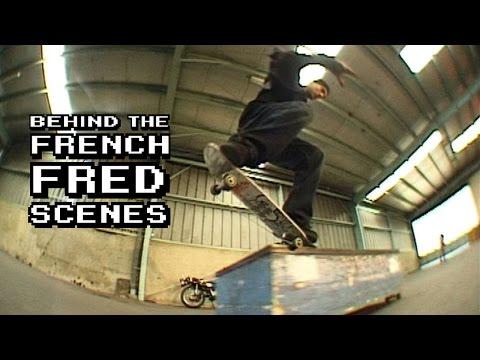 BFFS: JB Gillet Skate Static