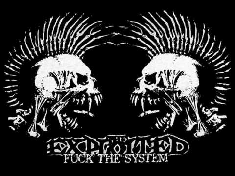 Exploited sex and violence chords