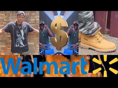 $75 WAL-MART FIT CHALLENGE !!! #WRANGLERGANG