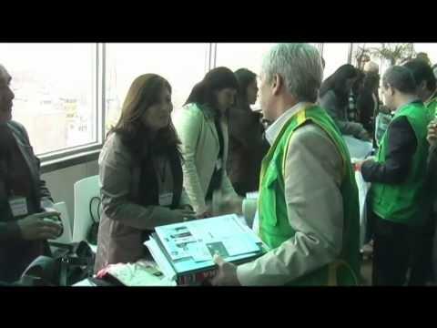 Delegación Brasilera Visita Gamarra