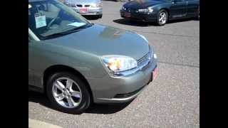 2005 Chevrolet Malibu Maxx LS V6 Hometown Motors of Wausau Used Cars