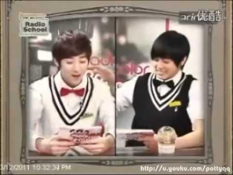 110312 (LAST EPISODE)  U-KISS Pops In Seoul/ Radio School (Curiosity)1/3