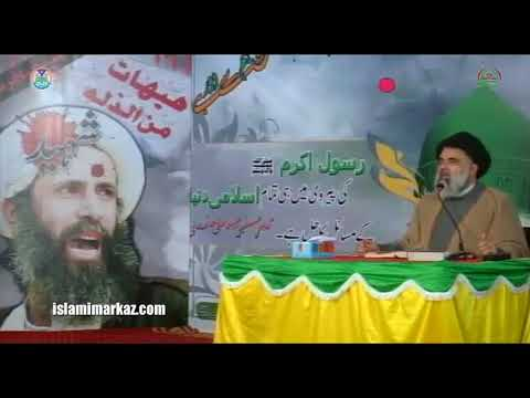 SHAHEED BAQIR UL NIMAR NAFS_E_ZAKIYA - agha jawad naqvi