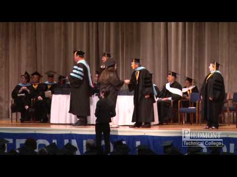 Piedmont Technical College May 2014 Graduation
