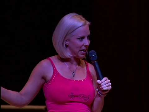 Mollie Gross Military Wife Comedy: Confessions of a Military Wife Video