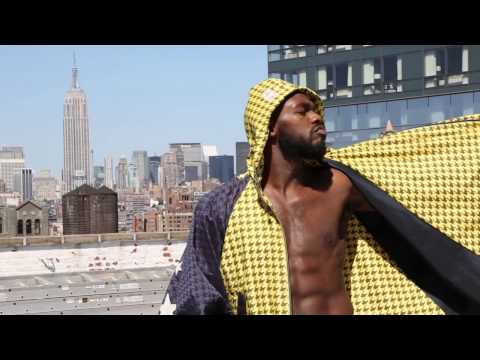 UNDEFEATABLE: JON JONES FOR VMAN 30