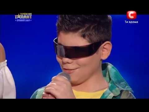 Україна має талант-5. DJ Yura Blade (Юрий Астахов)  [1 Полуфинал][20.04.13]