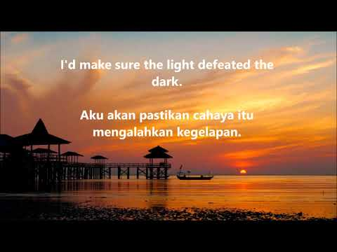 Calum Scott -  You Are The Reason (Lirik Dan Terjemahan)