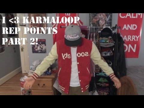 I Love Karmaloop Rep Points, Part 2!