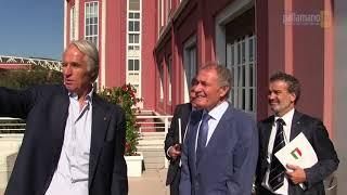 I vertici EHF, IHF e CONI a Roma per il rilancio della Pallamano Italiana