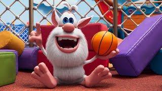 Booba - ep #37 - Basketball 🏀 - Funny cartoons for kids - Booba ToonsTV